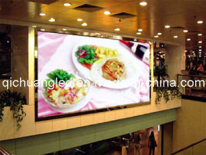 P6 Indoor RGB LED Display pictures & photos