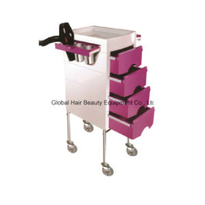 Nice Colour Salon Trolley/Cart (HQ-AX7) pictures & photos