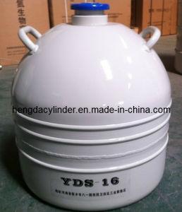 16L Liquid Nitrogen Container