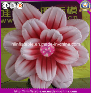 Hot Decorative Inflatable Flowers for Wedding Event