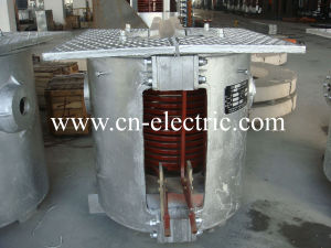 Coreless Medium Frequency Induction Smelter pictures & photos