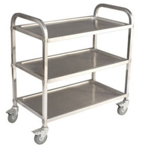 3 Layers Handcart for Dining Room pictures & photos
