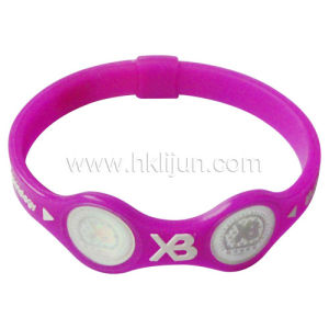 2011 New Arrvied Bangle, Silicone Bracelet, Power Bands