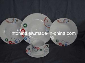 20 PCS Dinner Ware -Porcelain