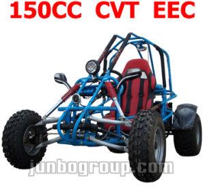 EEC 150CC Go Kart with CVT Dune Buggy Single Seat (DR615)