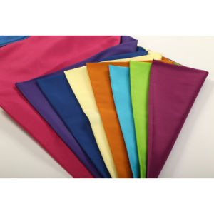 Unbeatable Price for 100% Polyester Plain Dyed Microfiber Fabric for Home Textile pictures & photos