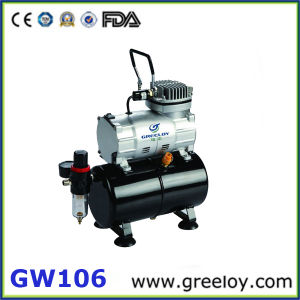 Shanghai Greeloy Mini Air Compressor for Airbrush (GW106)