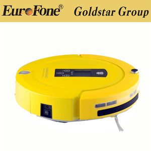 2013 New Robotic Vacuum Cleaner yellow A325 pictures & photos