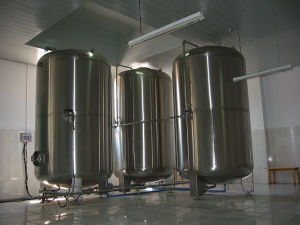 Stainless Steel Tank for Liquid Store pictures & photos