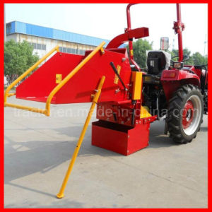 Wc-6/Wc-8 Tractor Mounted Garden Wood Chipper Shredder pictures & photos