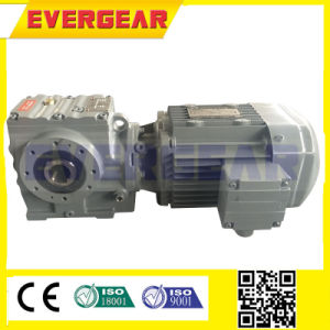 Mtn/ S Series Helical Worm Gear Reducer pictures & photos
