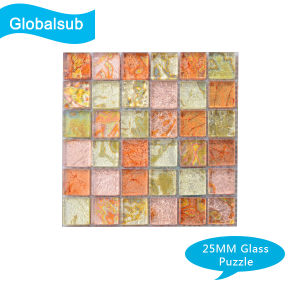 Sublimation Glass Puzzle for Heat Press Blank Gift Wholesales pictures & photos