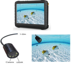100 Meters Long Cable Mini Underwater Video Fishing Camera System pictures & photos