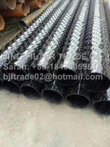 Carbon Steel 80-1200mm Bridge Slotted Screen for Water Intake Well Complete pictures & photos