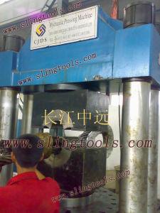 pressed machine