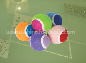 Color Tennis Ball (XST-2011)