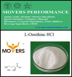 Factory Supply Amino Acids Food Grade L-Ornithine HCl pictures & photos
