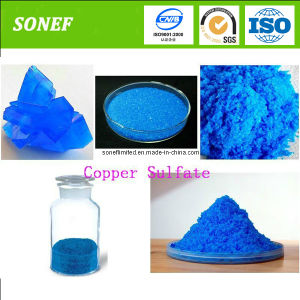 Fertilizer Copper Sulphate pictures & photos