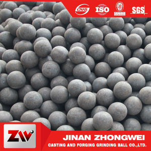 Gold Mining Grinding Steel Hot Rolling Ball pictures & photos