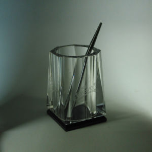 Crystal/Crystal Pen Holder (PH61)