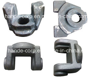 Steering Axle Forged Steering Knuckle pictures & photos