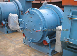 Rolling Drum Type Shot Blasting Machine (Q31) pictures & photos