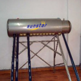 Integrative Pressurized Solar Water Heater (SP) -6 pictures & photos