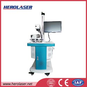 30W 50W 100W Fiber Laser Marking / Deep Engraving/ Coating Removal Machine pictures & photos