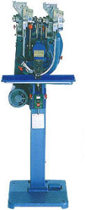 HAF-8M Stand Hopper Automatic Button Fastening Machine