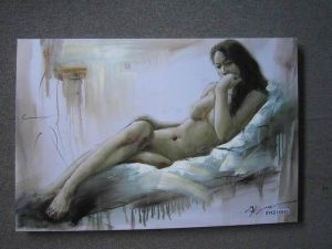 Nude Oil Painting pictures & photos
