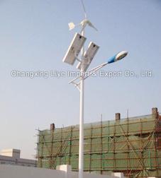 Solar Wind Hybrid Street Light 60w (8LLSM60-24)