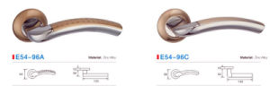 Door Handle, Round Rosette Door Handle E54-96A, 96c pictures & photos