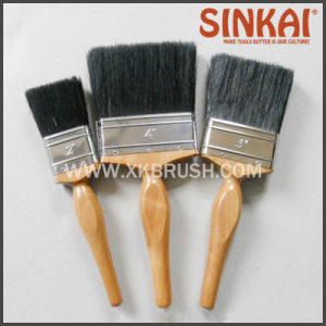 Paint Brush Set From 1′′ to 5′′ with Kaiser Style Handle pictures & photos