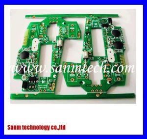 Sound Box Amplify Printed Circuit Board Assembly (PCBA-228) pictures & photos
