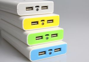 20000mAh Portable High Capacity Power Bank for iPhone