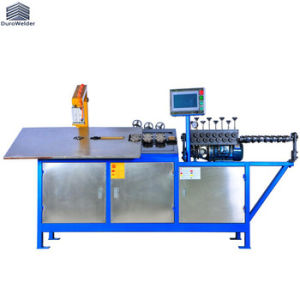 Wb Series 2D CNC Fully Automatic Wire Bending Machine pictures & photos