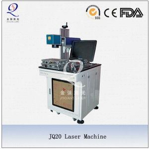 Engrave Wedding Ring Inside Name Fiber Laser Marking Machine pictures & photos