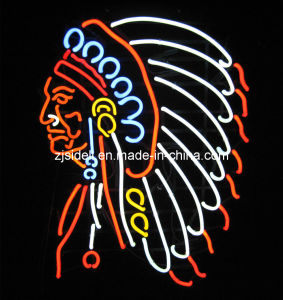 The Indians Neon Sign
