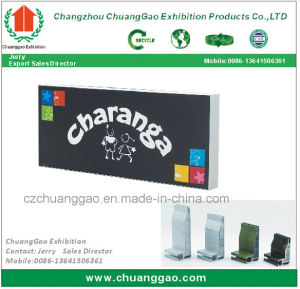 Frameless Tension UV Tension Fabric LED Light Box pictures & photos