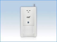 Wireless Passive Dibit PIR Detector