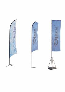 Flying Banner for Outside Advertising pictures & photos