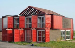 Modern Design Transformation Container Houses pictures & photos