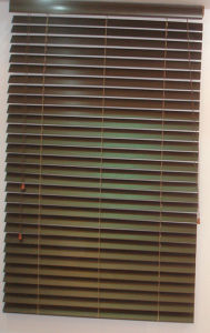 Paulownia Wood Blinds