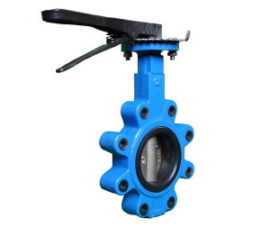 Lug Type Industrial Butterfly Valve with Single Shaft pictures & photos
