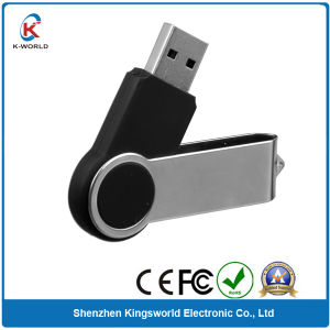 Metal Swivel USB Flash Memory with Good Prices pictures & photos