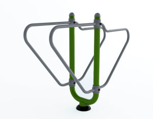 2016 New TUV Outdoor Fitness Equipment (Push up and DIP Station) pictures & photos