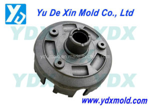 Zinc Die Casting for Stove Parts (OEM-Z004)