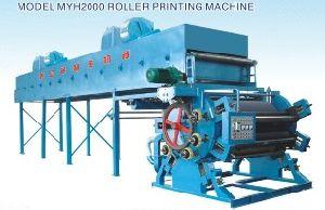 Velvet Printing Machine Five Colors (MYH2000) pictures & photos