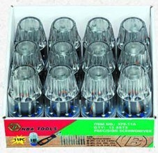 11PCS Interchangeable Screwdriver Set (58-02311A)