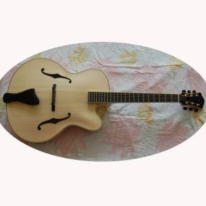 17inch 6strings Jazz Guitar (YZ-12N01)